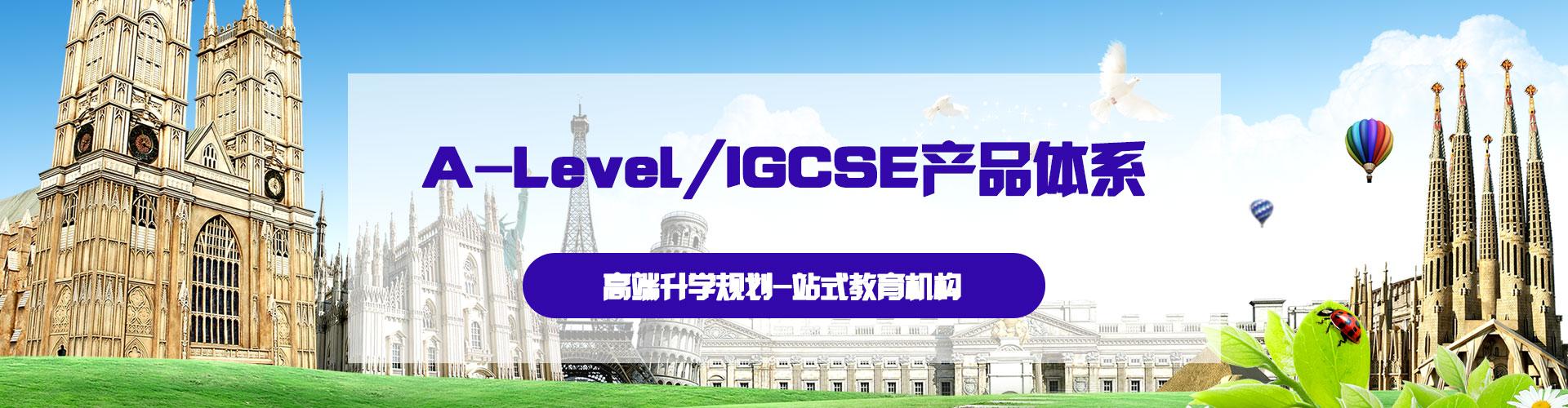 A-Level/IGCSE